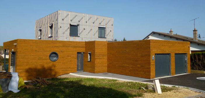 Construction bois et traditionnelle à Belleville sur Meuse