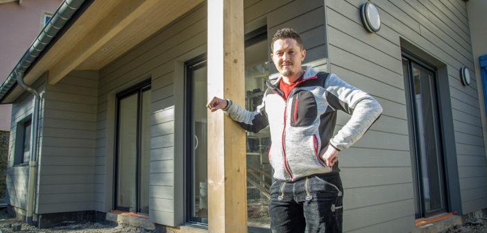 Construction maison bois Meuse