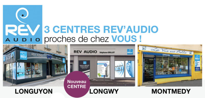 Rev'Audio en Meuse et Moselle