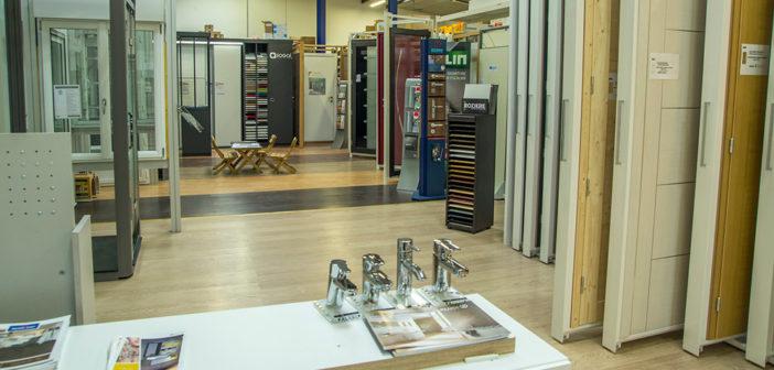 Nouveau showroom de BigMat Verdun