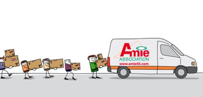 Recyclage en Meuse avec AMIE 55