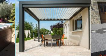 SPA d'extérieur, pergolas et tapis de marbre en Meuse et Haute-Marne