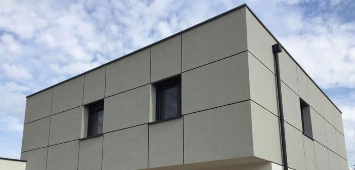 Design facade à Jury