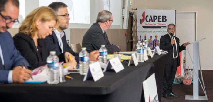 CAPEB Meuse : le bâtiment est en danger