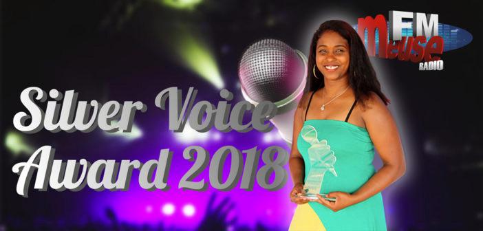 Gagnante concours Meuse FM Silver Voice Award 2018