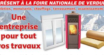 Foire nationale de Verdun : LG Batiréno