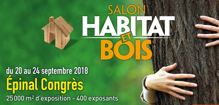 Salon habitat bois Epinal 2018