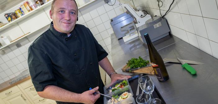 Nicolas le cuisinier : traiteur pour portage de repas à domicile à Verdun en Meuse