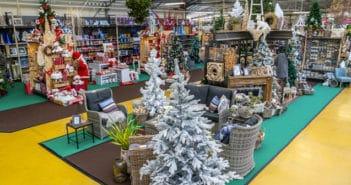 Décorations de Noël de votre jardinerie Lombard à Verdun