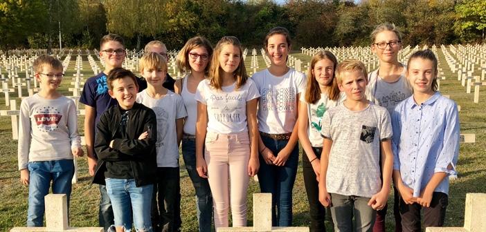 Classe de CM1 Mémoire de Meuse