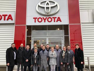 Concessions Toyota et Opel de Saint-Dizier