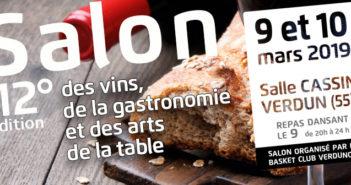 12ème salon des vins et de la gastronomie de Verdun