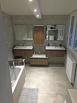 Installation de salle de bain en Meuse
