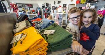 Vêtements pour enfant à Verdun chez Class Hom & Fem