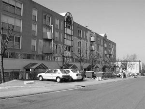 Bar-le-Duc, Bd des Flandres • Construction 1969