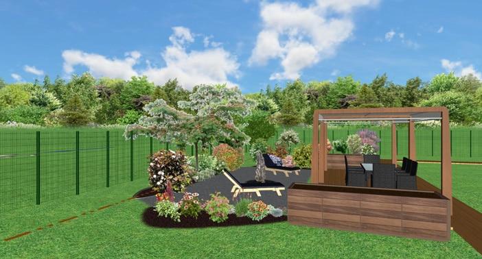 Jardin virtuel Greg Paysage Verdun