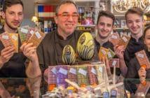 Chocolaterie à Verdun en Meuse : Terra chocolata