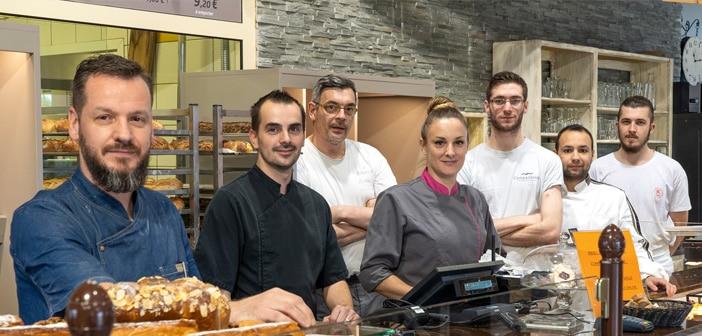 Equipe Boulangerie Moulin des Gourmandises Verdun
