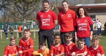 Tournois contre la mucoviscidose organisé par le football club de Thierville sur Meuse