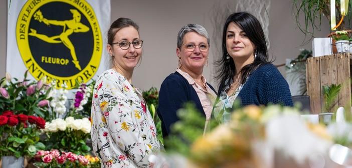Symphonie Florale, fleuriste à Verdun