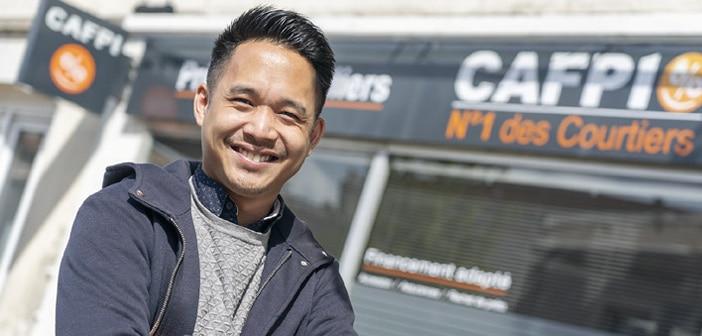 Kevin Nguyen est le nouveau visage de CAFPI en Meuse.