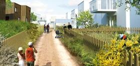 Verdun, Ilôt de construction durable • construction 2017 - Bâtiments Basse Consommation (BBC)