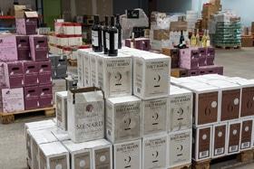 Distributeur vins meuse