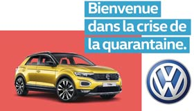 Volkswagen T-Roc à Verdun en Meuse