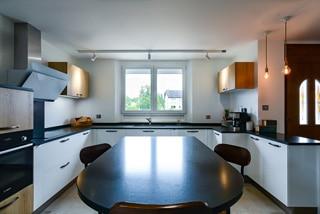 Exemple de cuisine du cuisiniste Fab'Real installé à Dugny sur Meuse