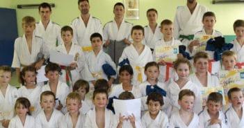 Judo à Belleville en Meuse
