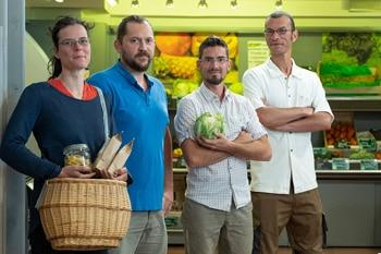 Légumes, fruits et plantes Bio