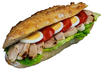 Sandwichs boulangerie Bras Sur Meuse