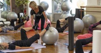 S'pace Forme et Pilates propose des cours de Gym et de Pilates en petits groupes à Verdun