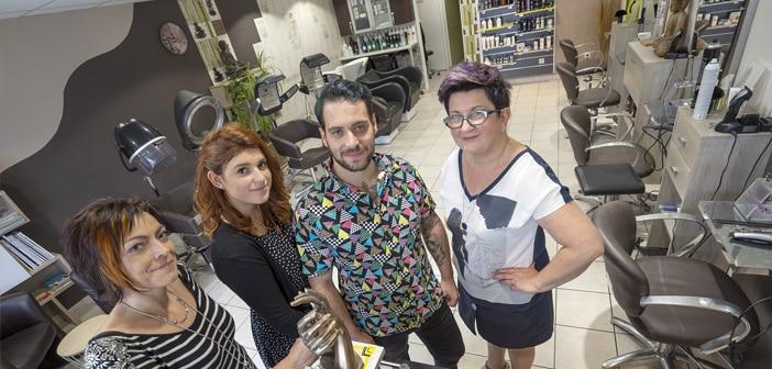 25 ans Créa'tifs coiffure Dugny sur Meuse