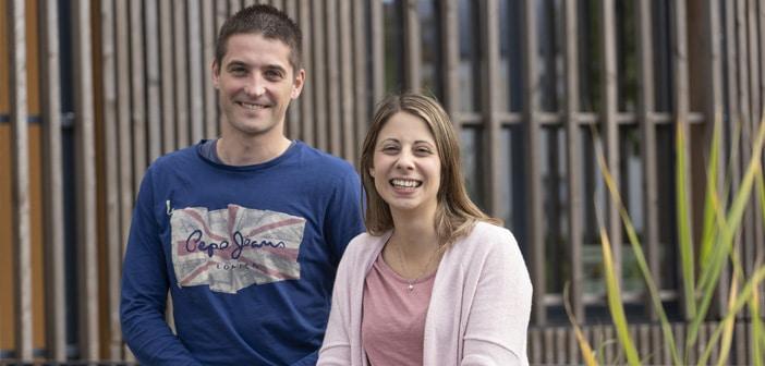 Florian Rigal et Charline Royer Oktave Meuse