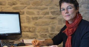 Anne Bonnier, écrivain public à Verdun