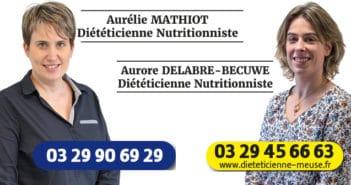 diététiciennes Verdun et Bar-le-Duc en Meuse