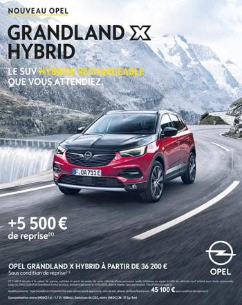 Grand Land X Hybrid en Meuse
