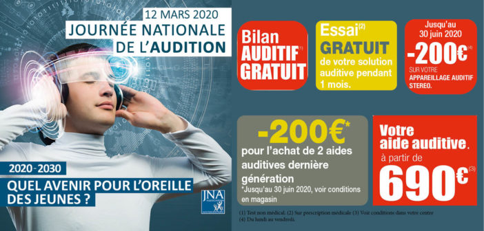 Journée nationale de l'audition en Meuse