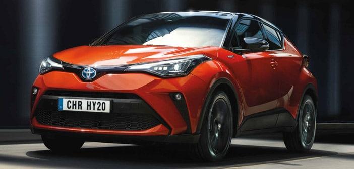 Toyota CHR Hybride Verdun