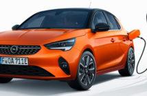 Opel corsa-e en Meuse et Haute Marne