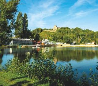 Lac de Madine Baignade Meuse