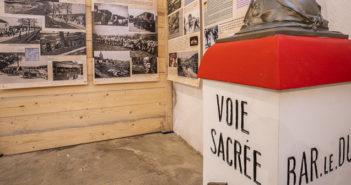 Tourisme d'histoire à Verdun : Ouvrage de la Falouse