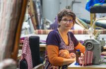 Valérie Torghele, tapissière à Bar le Duc en Meuse
