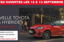 Portes ouvertes septembre 2020 Toyota Belleville