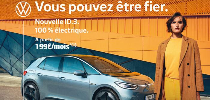 Volkswagen ID.3 à Verdun
