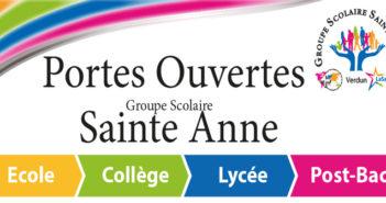 5 et 6 février, Sainte Anne vous ouvre ses portes