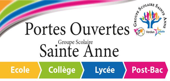 Portes ouvertes école Sainte Anne Verdun