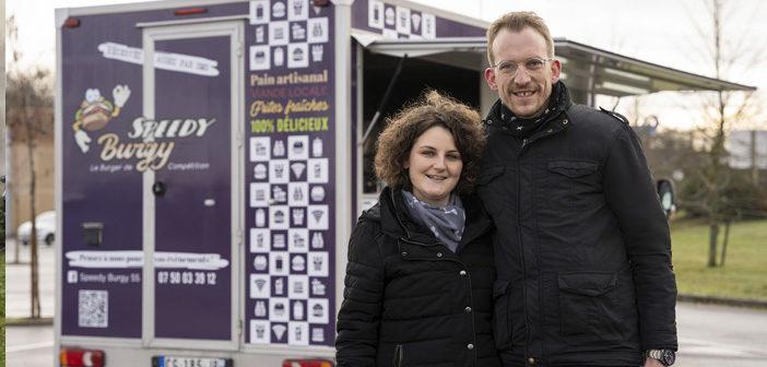 Speedy Burgy assure la livraison de ses succulents Burgers à domicile