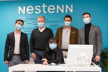 Equipe de Nestenn agence immobilière à Bar le Duc en Meuse